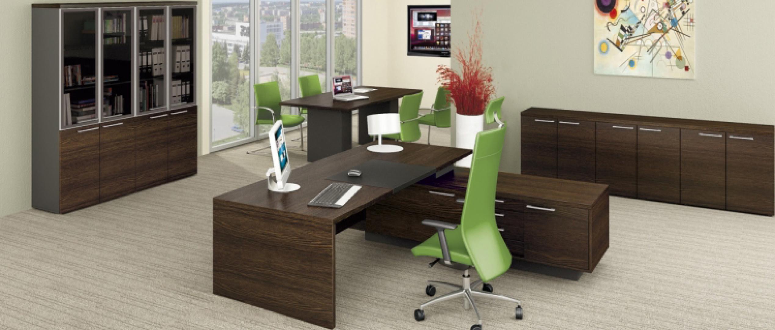 Manažerský nábytek